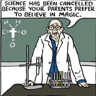 science-magic