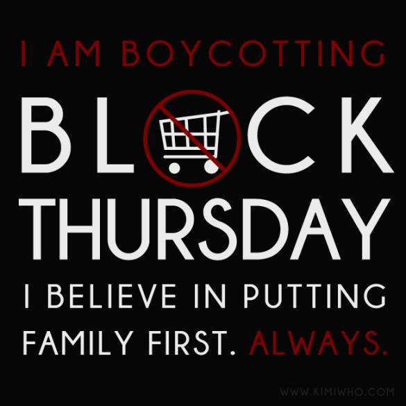 boycottblackthursday